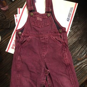 VTG Guess overalls